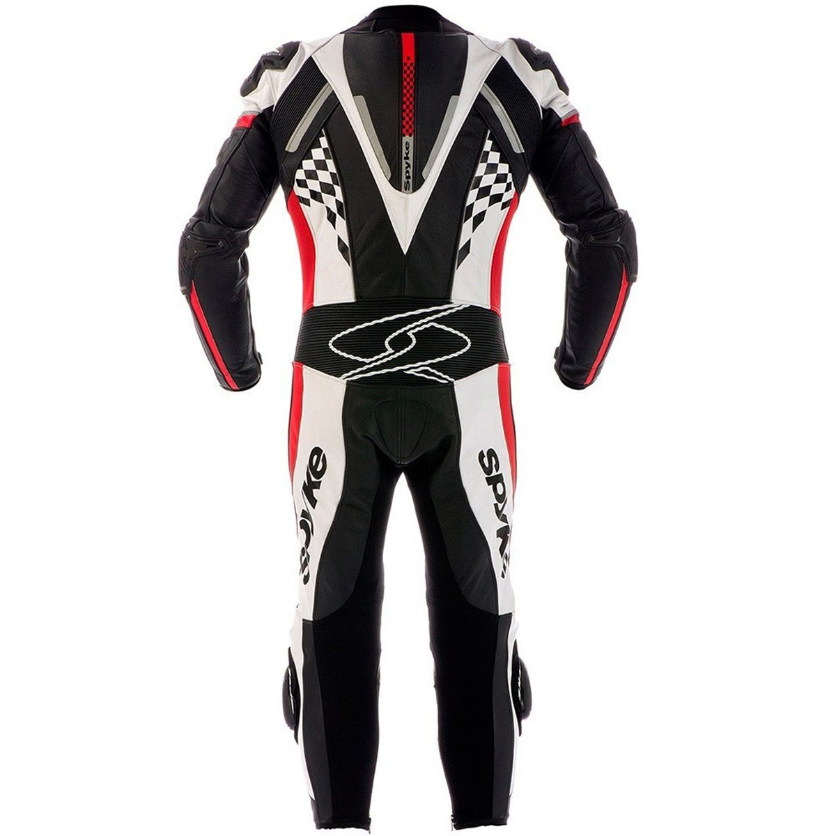 4Race Rac Motorcycle Leather Suit